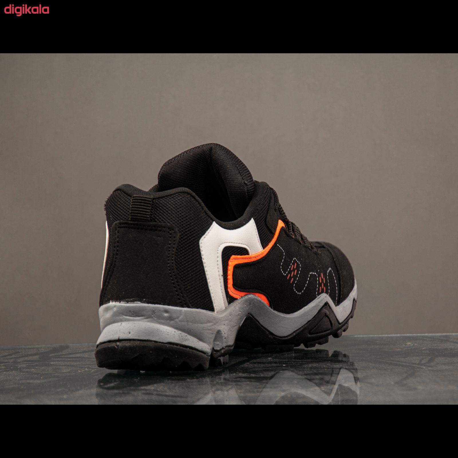 کفش کوهنوردی مردانه سارزی مدل hilas_M.e.s,Na.r.n.j_01 main 1 4