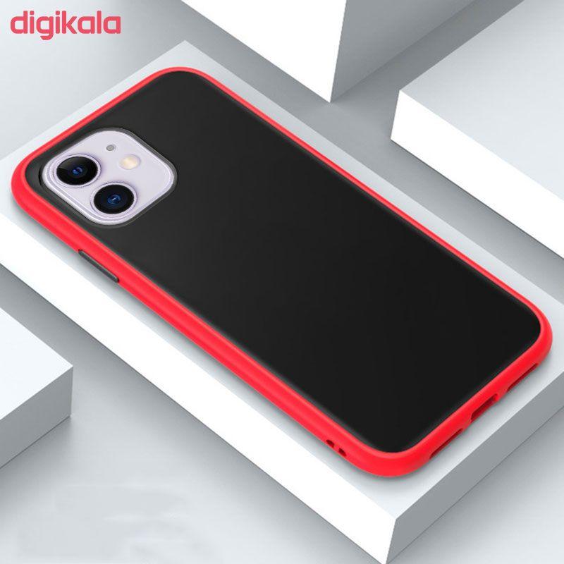 کاور لوکسار مدل G-918 مناسب برای گوشی موبایل اپل iPhone 11 main 1 14