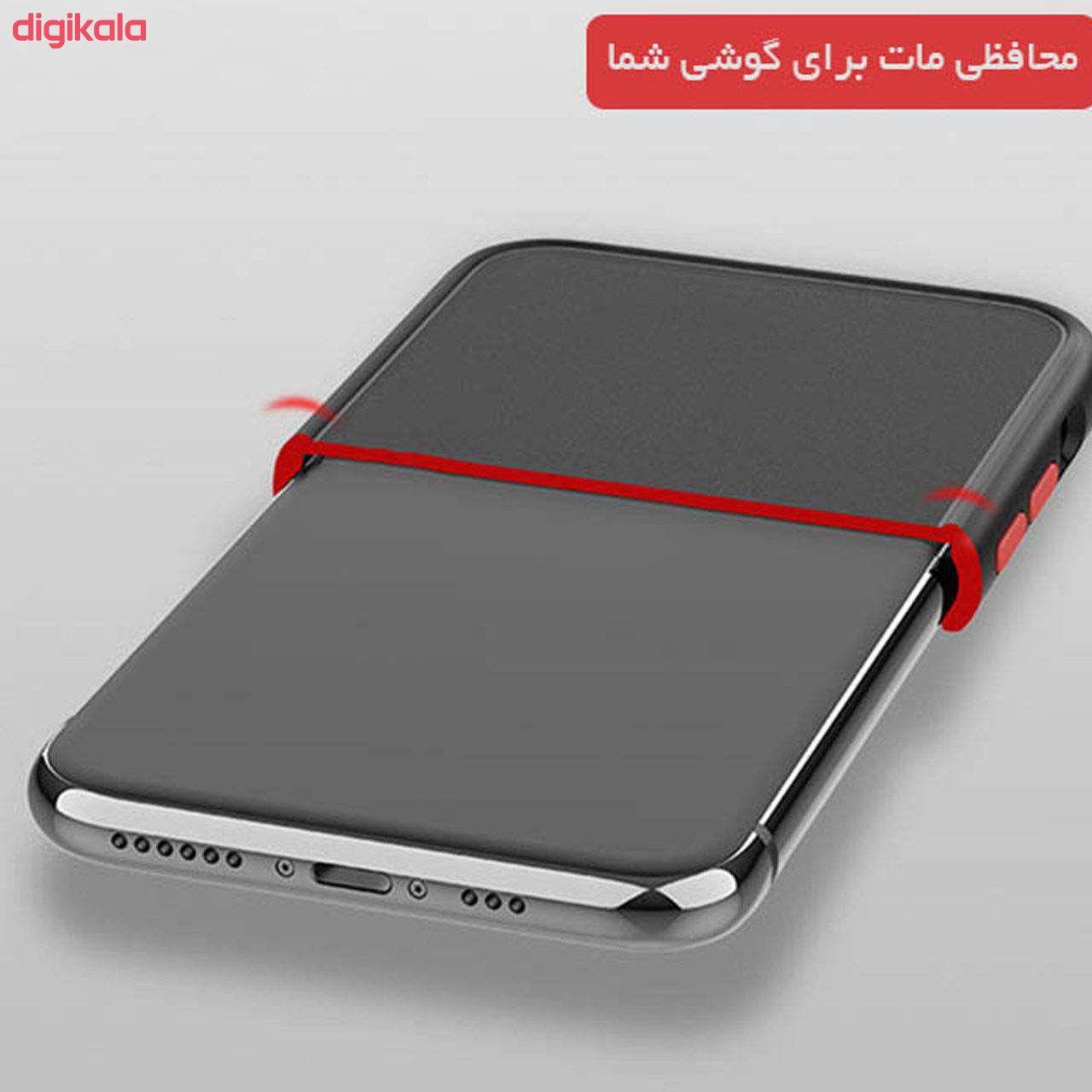 کاور کینگ پاور مدل M22 مناسب برای گوشی موبایل شیائومی Redmi Note 8 Pro main 1 11