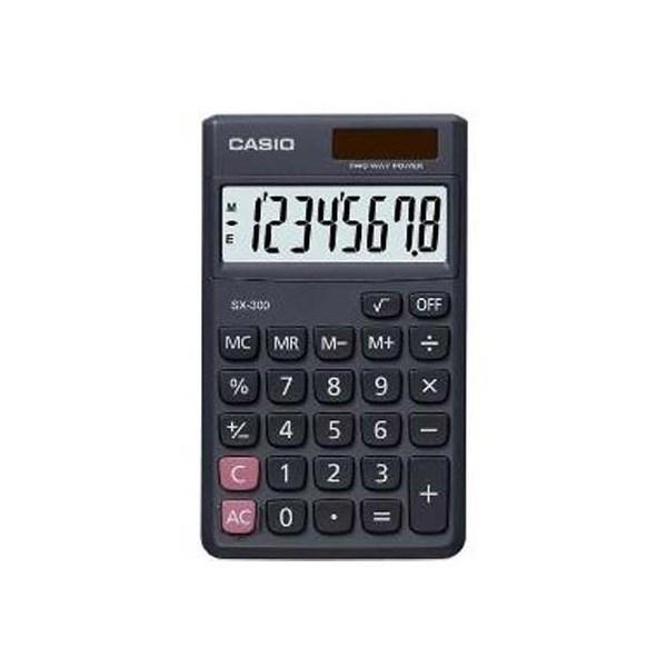 قیمت                      ماشین حساب کاسیو SX300W