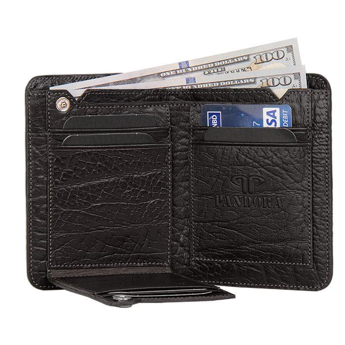 کیف پول مردانه پاندورا مدل B6014 -  - 4