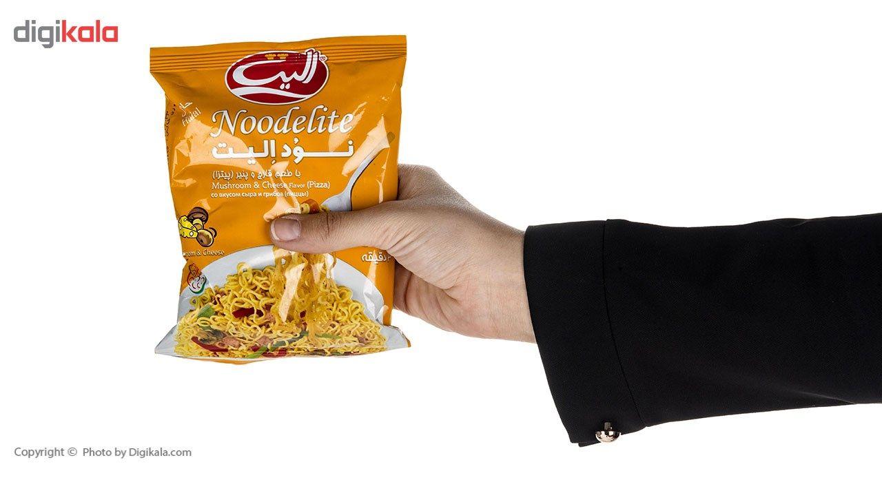 نودالیت با طعم قارچ و پنیر الیت مقدار 75 گرم main 1 7
