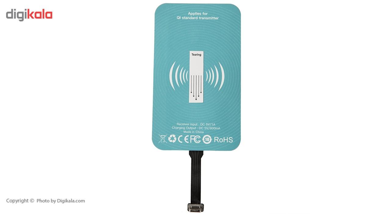 گیرنده شارژر بی سیم روموس مدل RL02 مناسب برای گوشی موبایل آیفون 6 پلاس/6s پلاس main 1 2