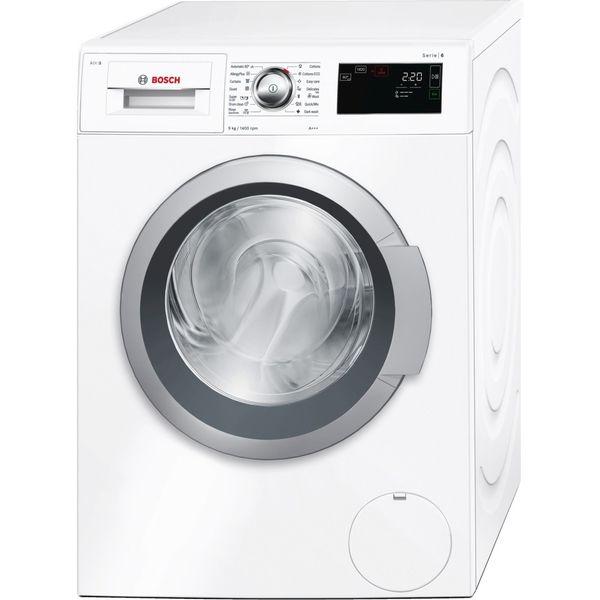 ماشین لباسشویی بوش مدل WAT28681IR ظرفیت 9 کیلوگرم