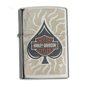 فندک زیپو مدل Harley Davidson