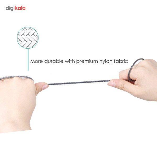 کابل تبدیل USB 3.0 به USB-C آکی مدل CB-CD2 طول 1 متر main 1 7