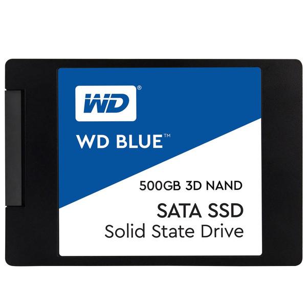 اس اس دی اینترنال وسترن دیجیتال مدل Blue WDS500G2B0A ظرفیت 500 گیگابایت