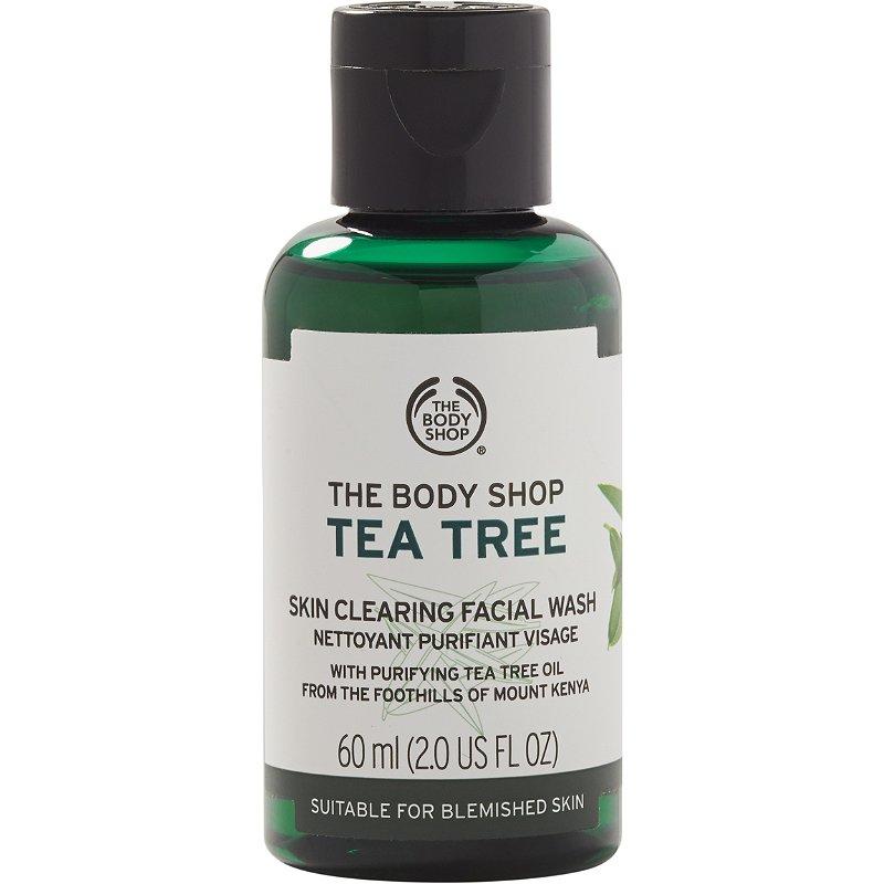 ژل شستشو صورت د باديشاپ مدل درخت چاي حجم ٦٠ میلی ليتر