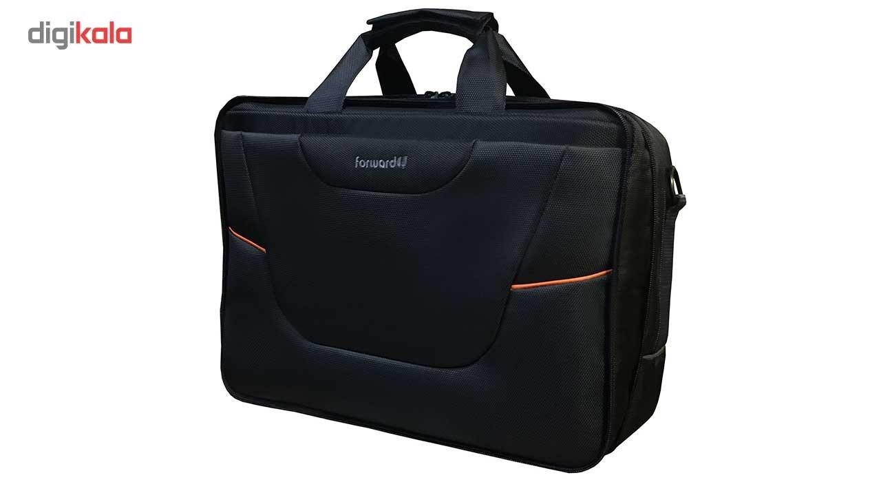 کیف لپ تاپ فوروارد مدل FCLT1000 مناسب برای لپ تاپ 16.4 اینچی