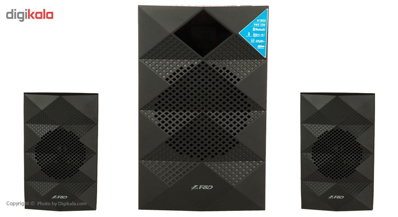خرید اینترنتی پخش کننده خانگی بلوتوثی فندا مدل A180X اورجینال