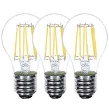لامپ فیلامنتی 6 وات کداک مدل N41070 پایه E27 بسته 3 عددی