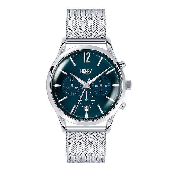 ساعت مچی عقربه ای هنری لندن مدل Hl41-cm-0037
