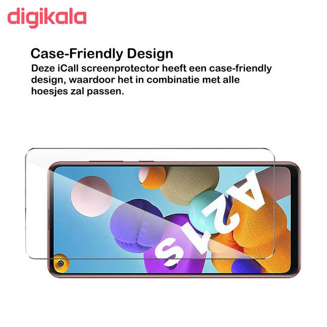 محافظ صفحه نمایش فوکس مدل PR001 مناسب برای گوشی موبایل سامسونگ Galaxy A21s main 1 9