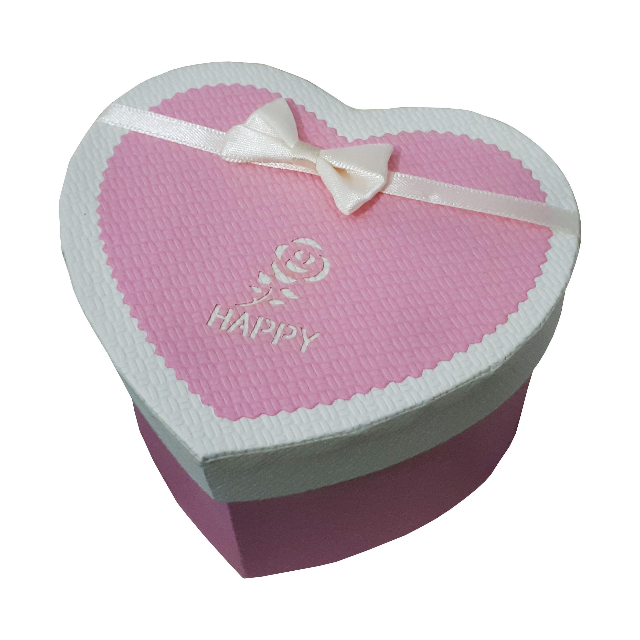 خرید                      جعبه هدیه طرح قلب کد 1001