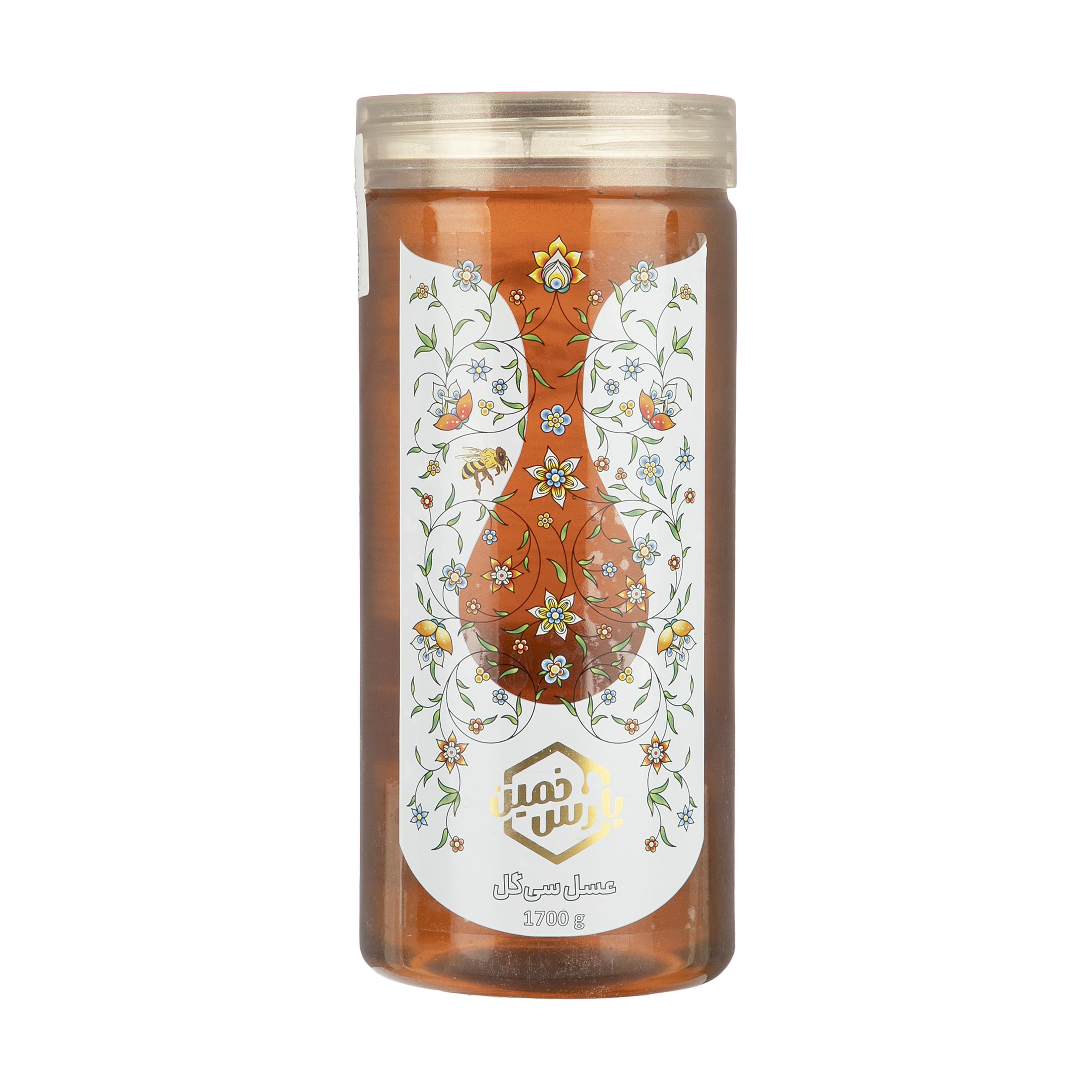عسل سی گل پارس خمین - 1700 گرم