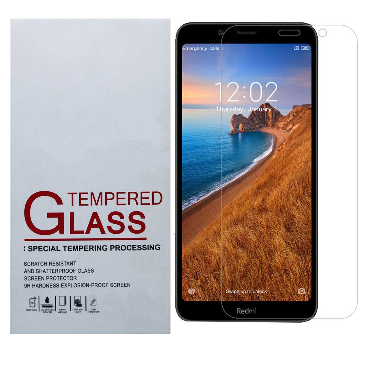 محافظ صفحه نمایش مدل jim-01 مناسب برای گوشی موبایل شیائومی  Redmi 7A