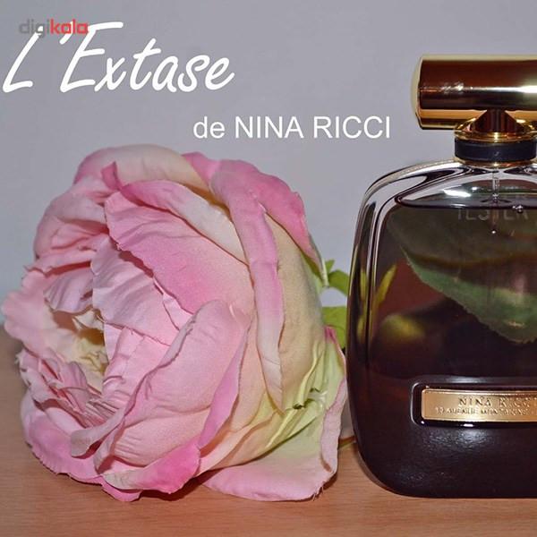 ادو پرفیوم زنانه نینا ریچی مدل L'Extase حجم 80 میلی لیتر
