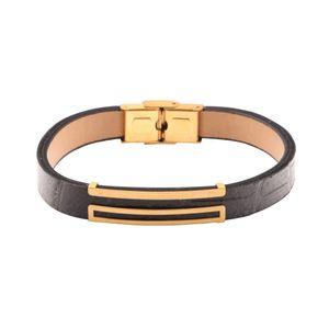 دستبند طلا 18 عیار سپیده گالری مدل SBL0038