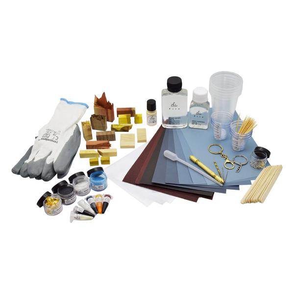 بسته کار با رزین اپوکسی فیلو باکس مدل professional kit مجموعه ۴۰ عددی