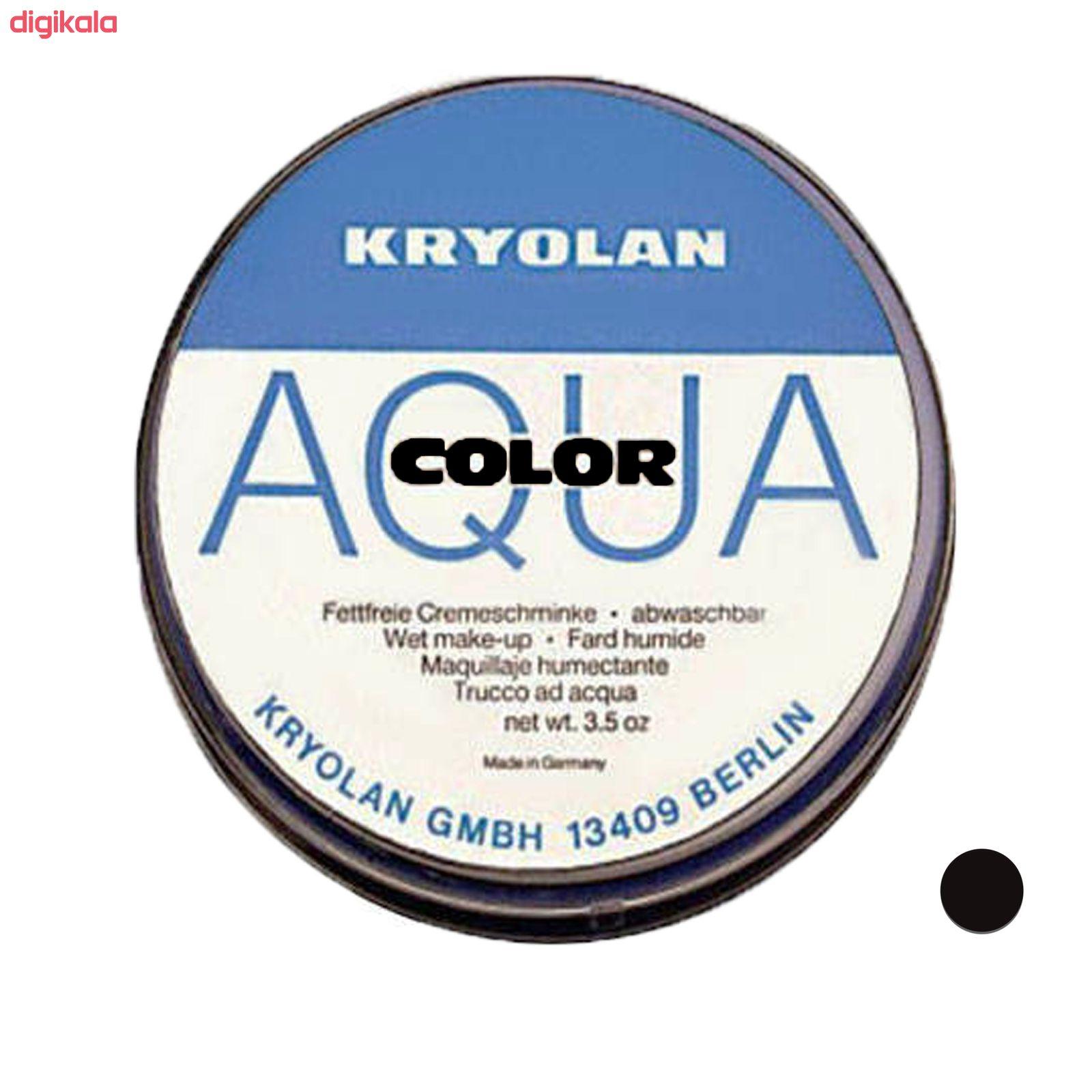 خط چشم و ابرو کریولان مدل Aqua شماره 070 main 1 1