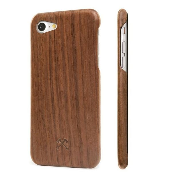 کاور چوبی وودسسوریز مدل Walker مناسب برای گوشی های موبایل آیفون 7 و آیفون 8