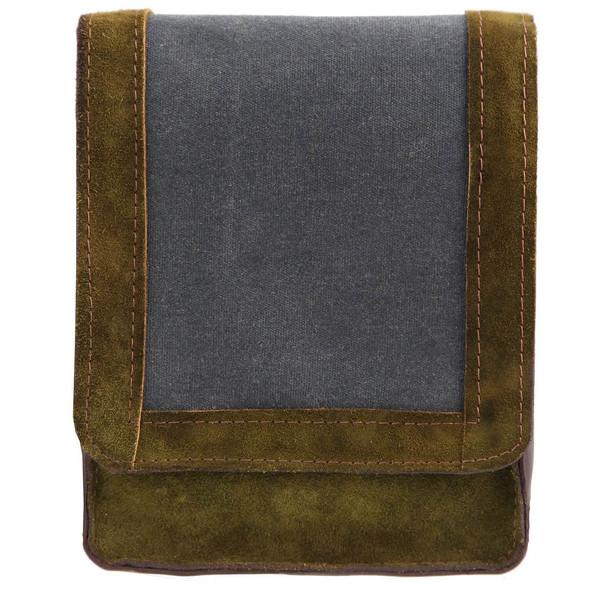کیف دوشی چرم طبیعی گالری ستاک کد 81029