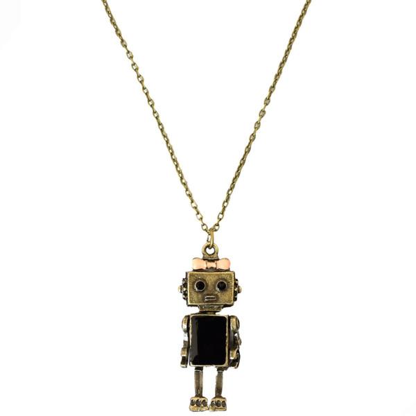 گردنبند ویولا مدل iRobot 02