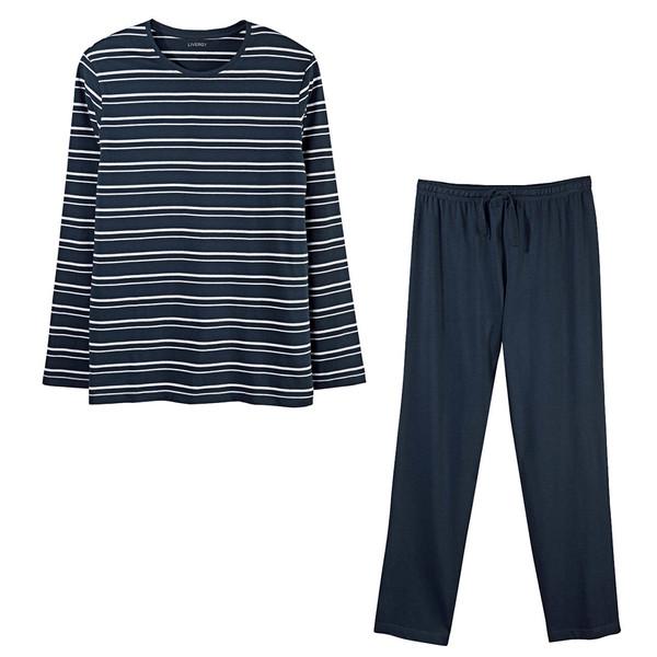 ست تی شرت و شلوار مردانه لیورجی مدل 2585031
