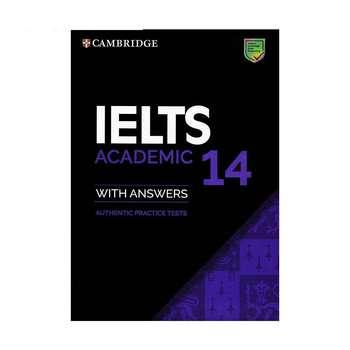 کتاب IELTS 14 ACADEMIC اثر جمعی از نویسندگان انتشارات Cambridge