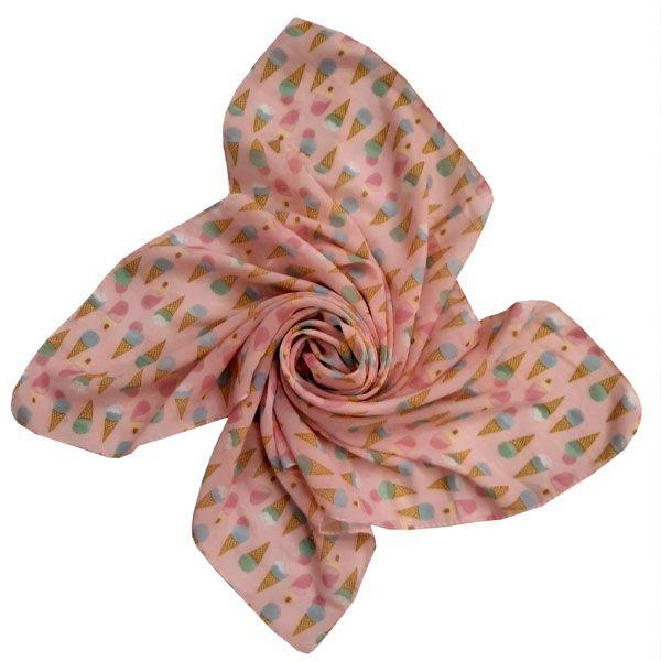 روسری دخترانه مدل 6600