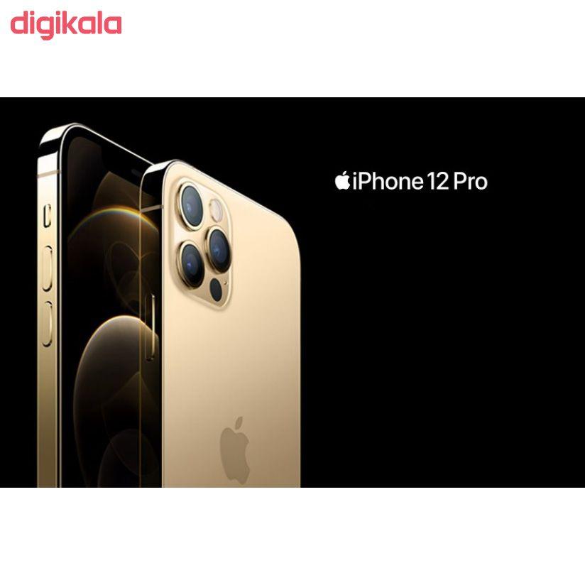گوشی موبایل اپل مدل iPhone 12 Pro A2408 دو سیم کارت ظرفیت 256 گیگابایت main 1 2