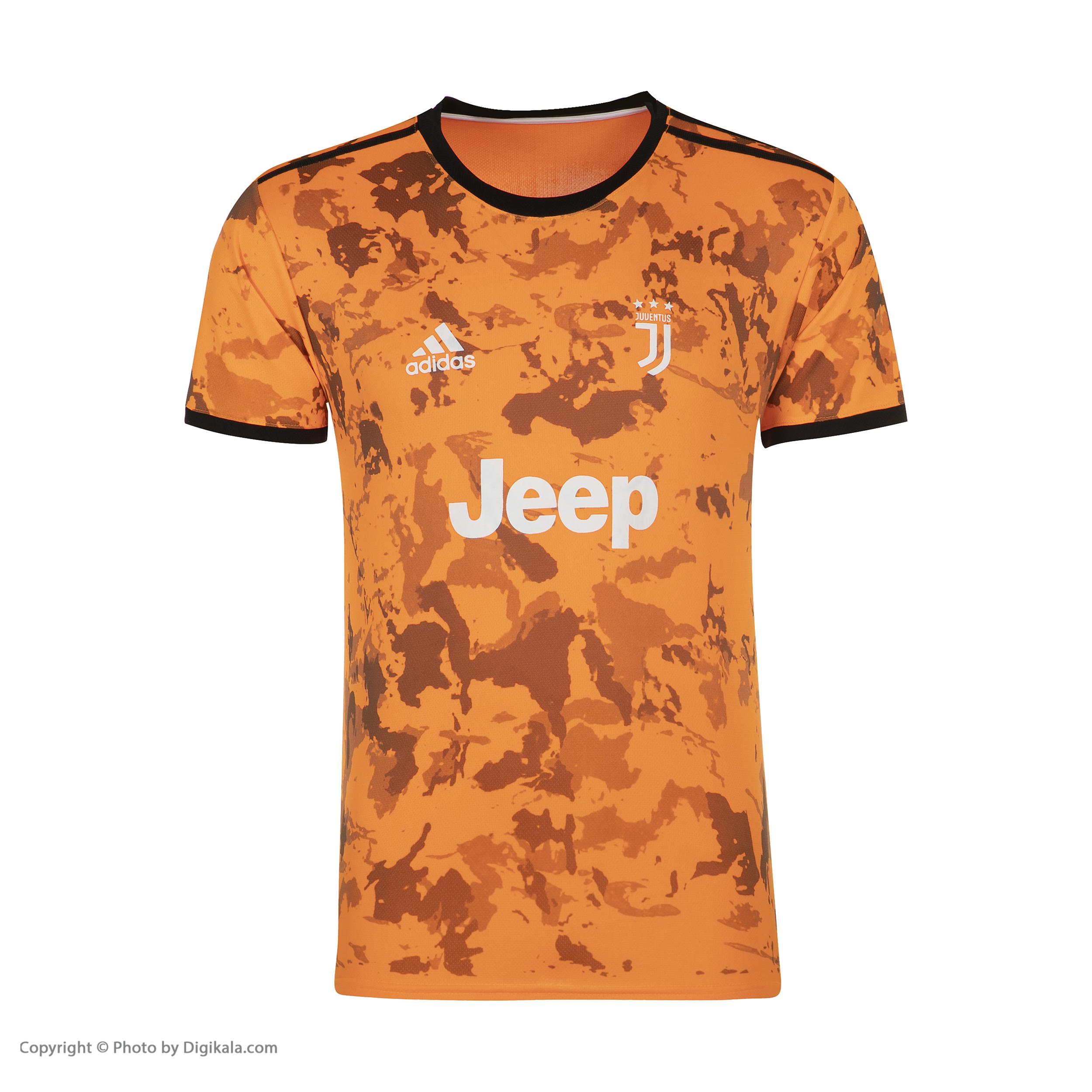 ست پیراهن و شورت ورزشی پسرانه طرح تیم یوونتوس مدل رونالدو 2021 main 1 1