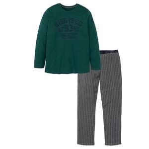 ست تی شرت و شلوار مردانه لیورجی مدل GrG814180