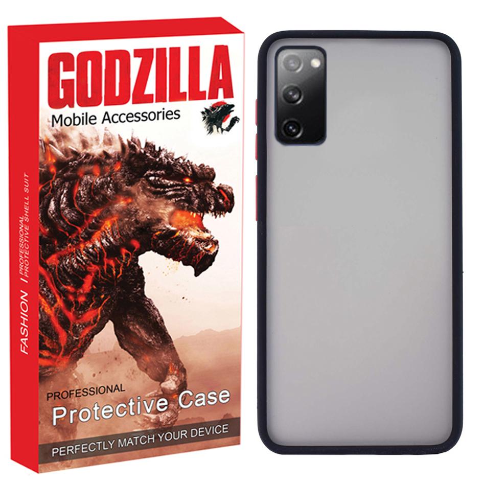 کاور گودزیلا مدل CGMA مناسب برای گوشی موبایل سامسونگ Galaxy S20 FE