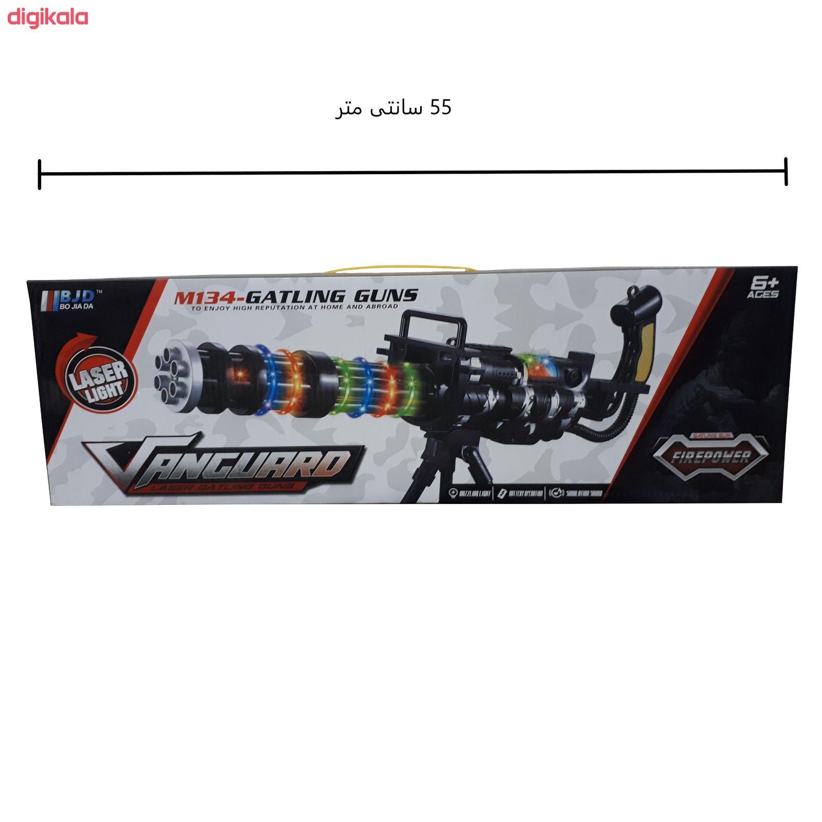 تفنگ بازی مدل VANGUARD کد 565 main 1 4