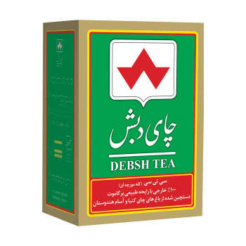 چای خارجه سی تی سی عطری چای دبش - 500 گرم