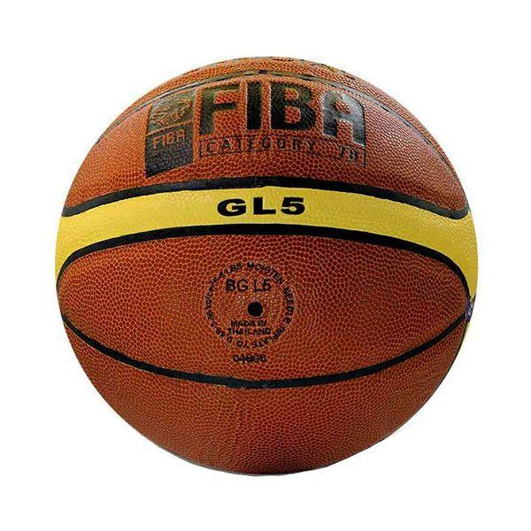 توپ بسکتبال مدل GL5 سایز 5