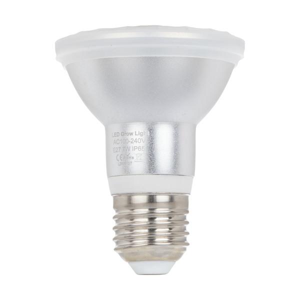 لامپ رشد گیاه 7 وات مدل R7 پایه E27