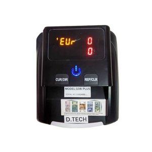 دستگاه تشخیص اصالت اسکناس دیتک مدل  108 plus