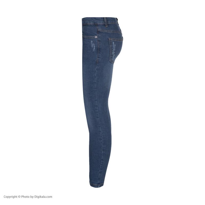 شلوار جین زنانه آر ان اس مدل 104094-58