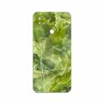 برچسب پوششی ماهوت مدل Green Crystal Marble مناسب برای گوشی موبایل شیائومی Redmi 9C NFC