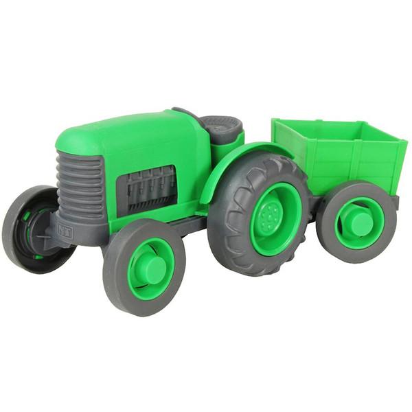 ماشین بازی مدل تراکتور مزرعه
