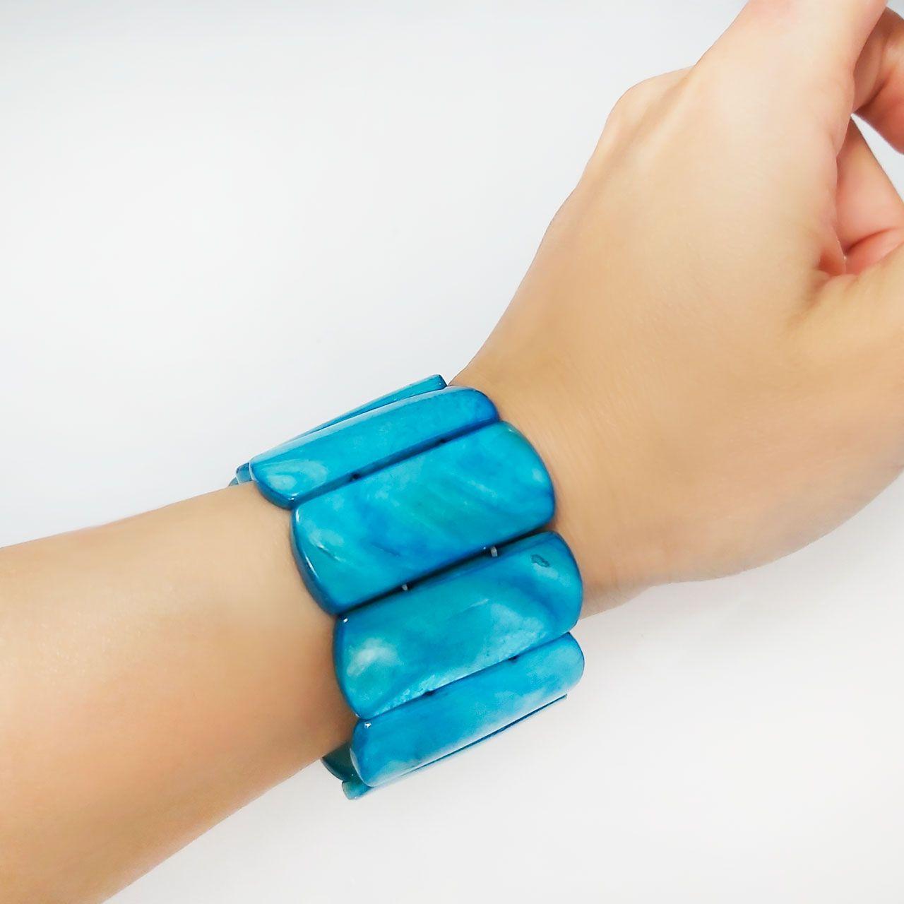دستبند زنانه اقلیمه کد DB481 -  - 5