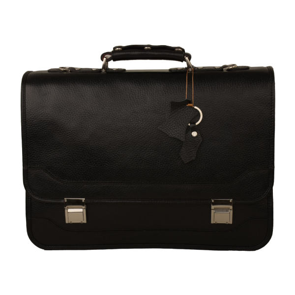 کیف اداری مردانه پارینه چرم مدل l160