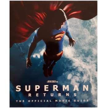 مجله The Official Movie Guide SUPERMAN RETURNS دسامبر 2006