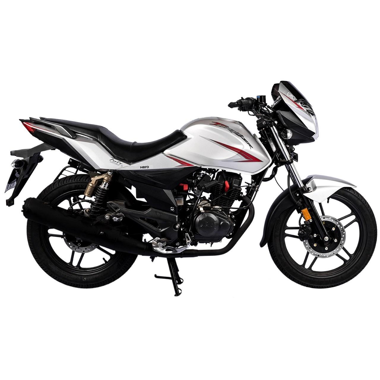 موتورسیکلت هیرو مدل تریلر ۱۵۰ سی سی سال ۱۳۹۵