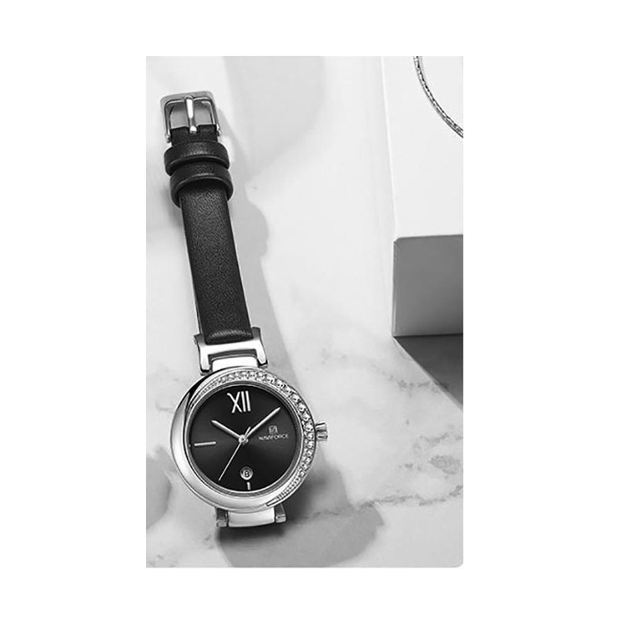 خرید و قیمت                      ساعت مچی  زنانه نیوی فورس مدل NF5007