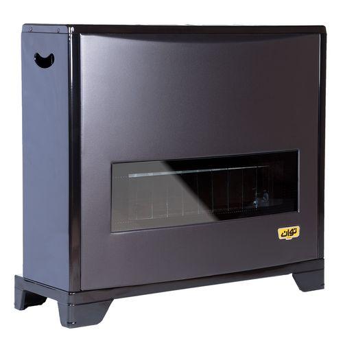 بخاری گازی توان مدل Saba طرح ساده 12000