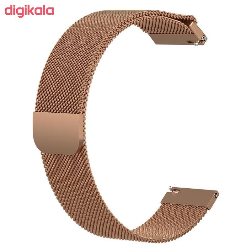 بند مدل milanese مناسب ساعت هوشمند سامسونگ Galaxy Watch 46mm main 1 4