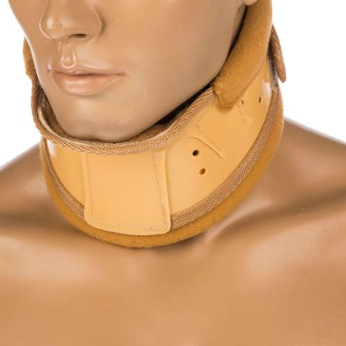 گردن بند طبی پاک سمن مدل Hard With Chain Pad سایز XL